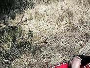 Nederlands Alexandra Masturberen En Spuiten In De Open Lucht