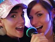 Lesbian Teen Toy Sing Star Orgy