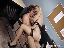 Brazzers - Katie Morgan Blows And Fucks Her Student In The Class