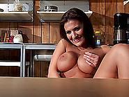 Hardcore Solo With Brunette Austin Kincaid Fingering Her Hot Pus