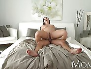 Mature Woman And A Younger Guy From A Security Crew Are Having S