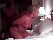 Blonde Wife Cheating On Her Hubby With A Bbc