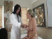 Lesbian Doctor's Improper Exam