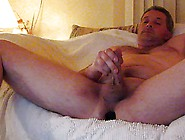 Jacking Off With Butt Plug