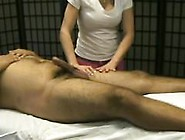 Fat Hairy Teen Gets A Happy Ending From Catherine Foxx (C. 2012)