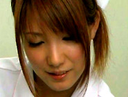 Yua Kisaki Nice Asian Nurse Enjoys Her Job