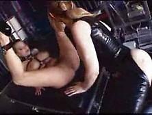 Belladona And Nina Pumping
