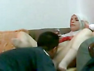 Amateur Arab Couple Fuck In The Missionary Pose After Oral Sex