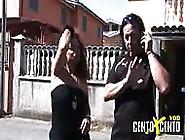Spoleto Perugia - Troie Ed Amiche Di Angelica! Centoxcento