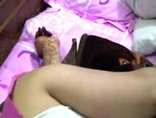 Delhi Sexy Ass Creasing Pillow