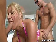 Bikini-Clad Milf Ingrid Swenson With Big