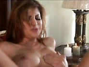 Sexy Latina Sweetheart Spreads Her Legs For His Cock