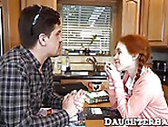 Redhead Teen Dolly Little Pussy Pounded The Right Way