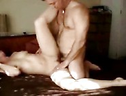 Raunchy Amateur Gets Her Pussy Filled With Hard Cock