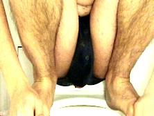 Brown Fun In Toilet