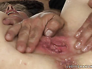 Babuska Showing Her Awesome Sucking Skill And Fucking A Young Ma