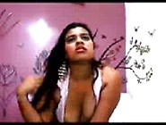 Sexy Komal Bhabi On Skype Showing