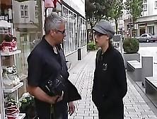 German strassenflirts vol56 scene 05 klaus - 3 part 3
