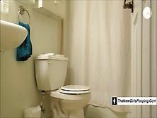 Cori Toilet Poops