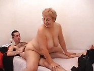 Mature Bbw With Classes Enjoys The Taste Of Cock