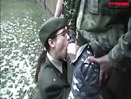 Geile Milva Neukt De Generaal En Krijgt Een Bukake Van De Mansch