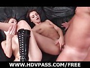 Skinny Bitches Ass Drilled And Rimming