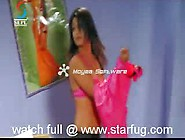 Bollywood Cute Actress Changing Dress