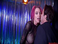 Stripper Redhead Anna Belle Peaks Fucked Hard