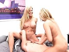 Exotic Pornstars Ashley Jensen And Lexi Lamour In Best Blowjob,