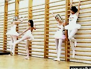 Ballet Teen Girls Fucked During Practice