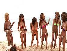 Japanese Orgy On The Beach 1St