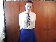 Pjw - Chastity Belt Self Bondage - 00-07-08