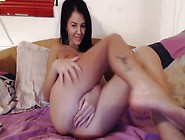 Solo Girl Play With Dildo 2