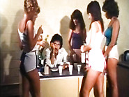 Classic Porno With Young Ron Jeremy (Circa 70's Or Even Later)