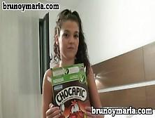 Bruno Y Maria: Traemos A Vanesa Rio Con 19 Añitos Impresi