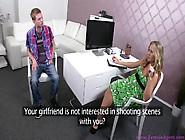 Femaleagent Video: Deny