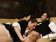 British Maid Gets Her Great Ass Pounded