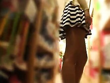 Club-075 Town Erotic Voyeur Tokyo Skirt Investigation Line