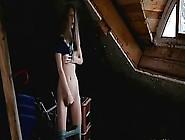 Krystal Boyd Masturbates In The Attic