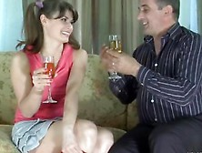 Girls For Old Men - Gertie And Frank Girl And Daddy Action