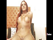 Shemale Teen With A Thick Cock
