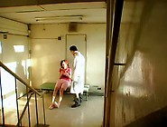 Japanese Doctor Fucked A Nurse In The Clinic. S Hall