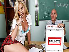 Fucking For School President!
