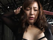 Young Asian Hottie Is Crazy About This Dude's Monster Pisto