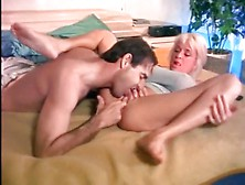 Vince Voyeur And Kathy Willets Get Steamy
