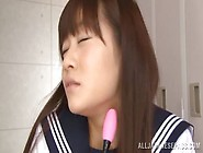 Yuri Shinomiya Schoolgirl Is Masturbated In The Locker Room