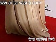 Alia Bhatt Almost Nude At Filmfare Award