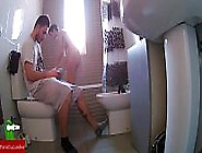 Time To Fuck In The Toilet Taped With A Secret Hidden Cam Voyeur