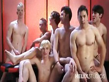 Helix 7-Man Orgy (Evan Parker,  Max Carter,  Jessie Montgomery,  Ky