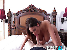 Anissa Kate Sucking And Fucking Cock